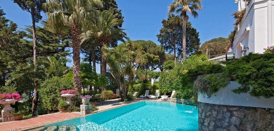 Luxury villa rental capri capri villas for rent for Capri luxury villas