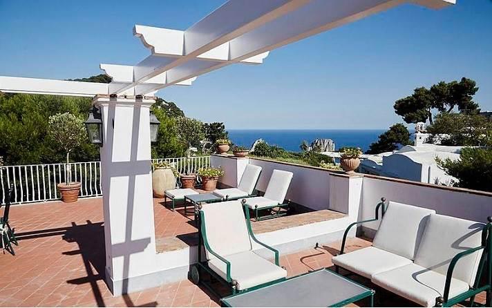 Capri luxury villas capri villa rental for Capri luxury villas